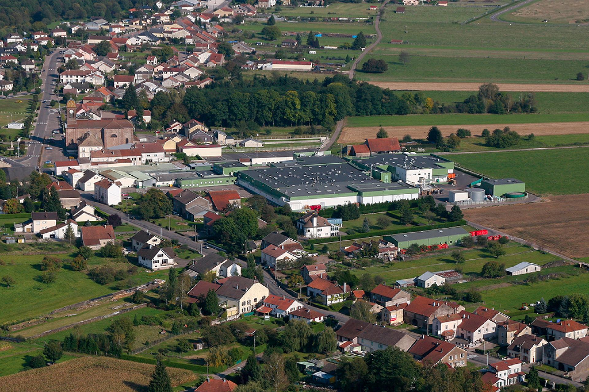 Ville de Breuches